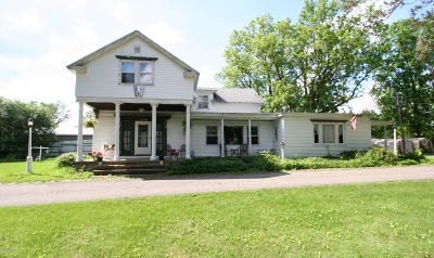 Marshall Single Family Home For Sale: 18621 Centennial Road