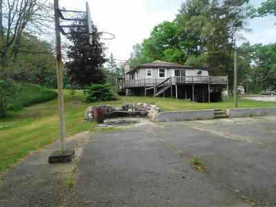 Sand Lake MI Single Family Home For Sale: $89,800