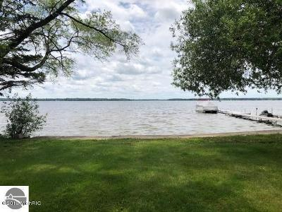Benzie County, Charlevoix County, Clare County, Emmet County, Grand Traverse County, Kalkaska County, Lake County, Leelanau County, Manistee County, Mason County, Missaukee County, Osceola County, Roscommon County, Wexford County Residential Lots & Land For Sale: 1103 E Lake Mitchell Drive