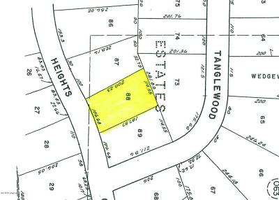 Big Rapids Residential Lots & Land For Sale: 19746 Heights Circle (Lot#88) Drive