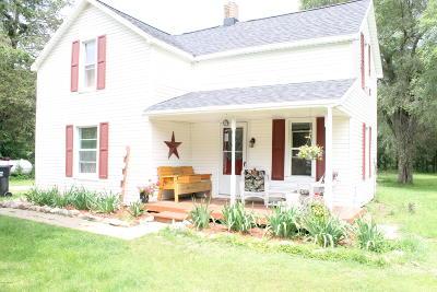 Dorr MI Single Family Home For Sale: $162,900