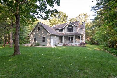 Hamilton Single Family Home For Sale: 3828 Silver Creek Drive