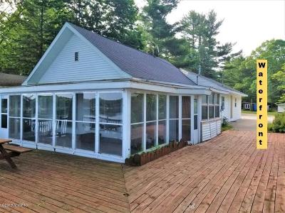Muskegon Single Family Home For Sale: 57 Hubbard Woods Drive