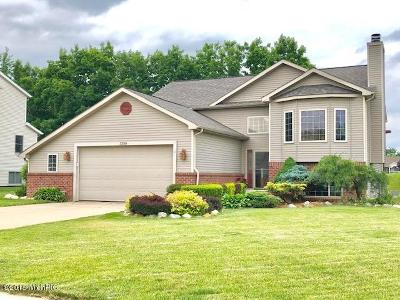 Ottawa County, Kent County Single Family Home For Sale: 3299 Camrose Drive