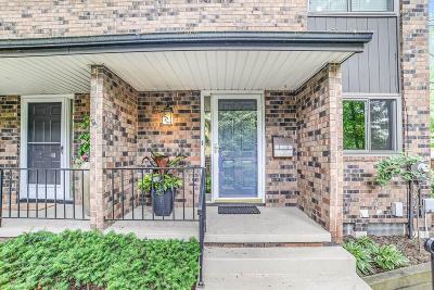Grand Rapids Condo/Townhouse For Sale: 539 Greenwood Avenue SE #1