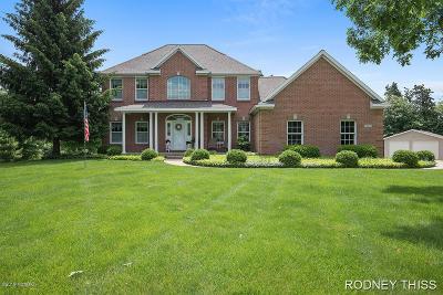 Allendale Single Family Home For Sale: 7160 Sassafras Court