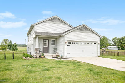 Single Family Home For Sale: 16376 Trent Ridge Drive