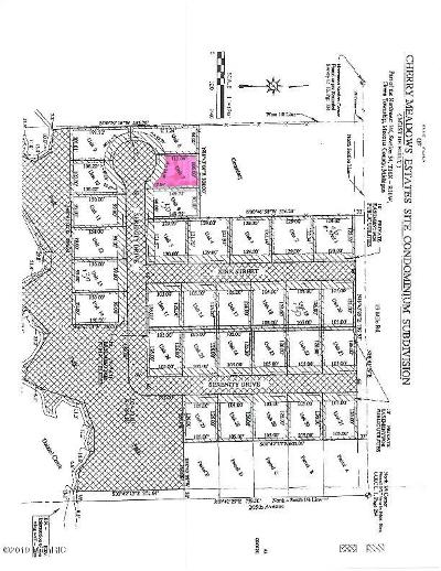 Big Rapids Residential Lots & Land For Sale: 18751 Serenity Drive #7