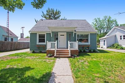 Grand Haven Single Family Home For Sale: 938 Colfax Avenue