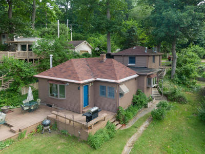 Three Rivers Single Family Home For Sale: 58514 E Clear Lake Road