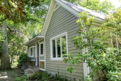 Saugatuck, Douglas Single Family Home For Sale: 3090 May Avenue