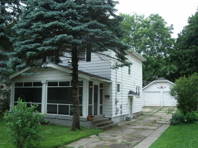 Grand Rapids Single Family Home For Sale: 1323 Griggs Street SE