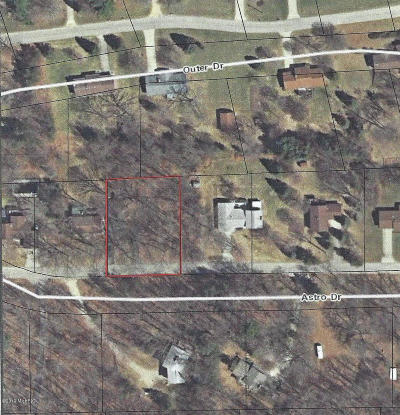 Big Rapids Residential Lots & Land For Sale: Lot 95 Astro Drive