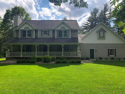 Whitehall, Montague Single Family Home For Sale: 1439 W Timber Trail Drive