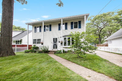 Muskegon, Muskegon Heights, North Muskegon Single Family Home For Sale: 2438 Letart Avenue