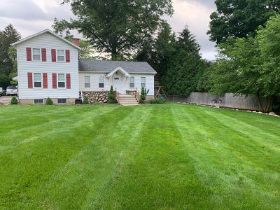 Grand Rapids Single Family Home For Sale: 1045 Brownwood Avenue NW
