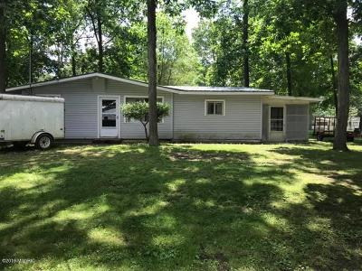 Hillsdale Single Family Home For Sale: 2397 Park Drive
