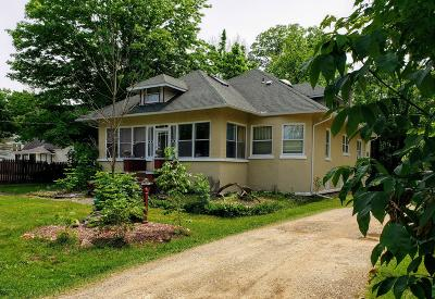South Haven Single Family Home For Sale: 71661 M-43