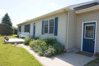 Van Buren County Single Family Home For Sale: 62565 Cr 380