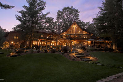 Single Family Home For Sale: 170 Hunter Lake Drive Drive