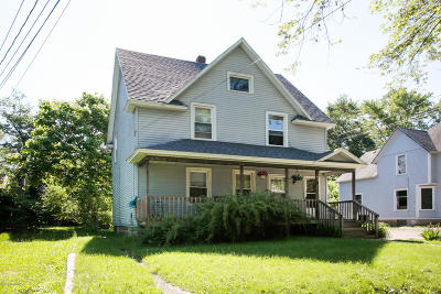 Kalamazoo Multi Family Home For Sale: 911 Mills Street