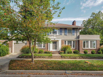 Kalamazoo Single Family Home For Sale: 404 Parkwood Avenue