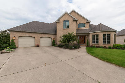 Ottawa County Single Family Home For Sale: 8682 Wallinwood Farms Drive