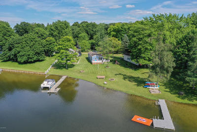 Branch County Single Family Home For Sale: 1286 S Blossom Lake Drive