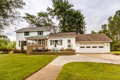 Holland, West Olive Single Family Home For Sale: 3986 60th Street
