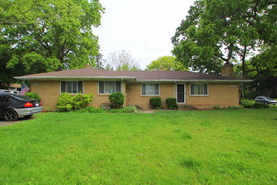 Grand Rapids, East Grand Rapids Multi Family Home For Sale: 3119 Burton Street SE #3121