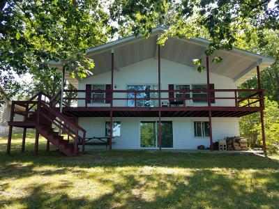Mecosta Single Family Home For Sale: 15175 Becker Drive
