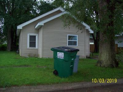 Benton Harbor Single Family Home For Sale: 1247 Pavone Street