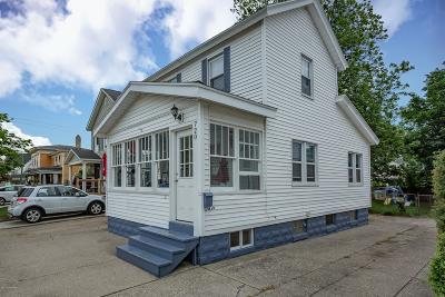 Grand Haven, Spring Lake Single Family Home For Sale: 720 Franklin Avenue