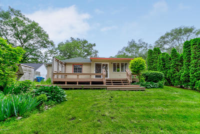 Grand Haven, Spring Lake, Ferrysburg Single Family Home For Sale: 14300 Ott Lane