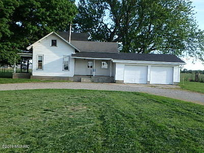 Hillsdale Single Family Home For Sale: 6620 S Hillsdale Road