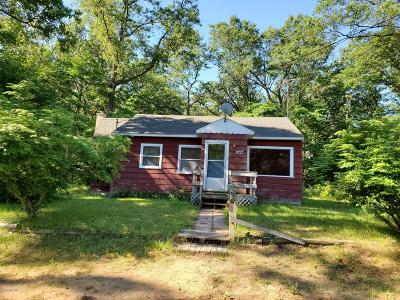 Whitehall, Montague Single Family Home For Sale: 949 W Holton Whitehall Road