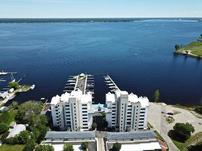 Muskegon County, Oceana County, Ottawa County Condo/Townhouse For Sale: 2964 Lakeshore Drive #W602