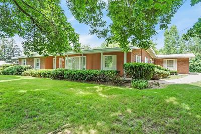 Single Family Home For Sale: 2317 Leonard Street NE