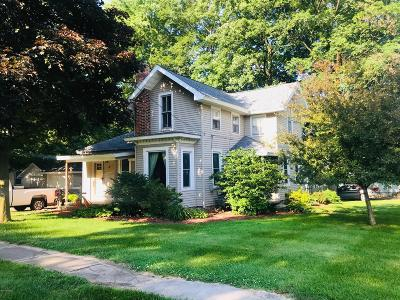 Hillsdale Single Family Home Active Contingent: 37 State Street