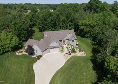 Lawton Single Family Home For Sale: 70238 Fox Creek Boulevard