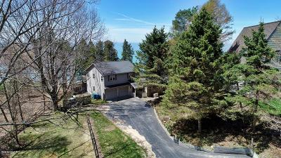 Bear Lake Single Family Home For Sale: 12892 Lakeview Road