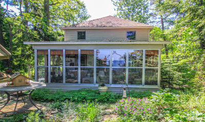 Single Family Home For Sale: 3095 N Lakeshore Drive
