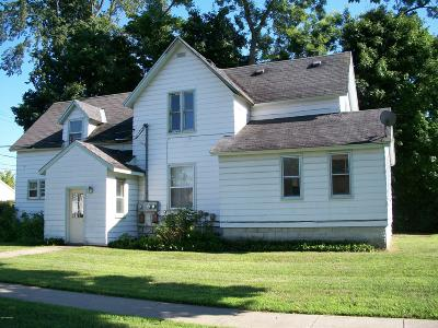 Gobles Multi Family Home For Sale: 101 Cottage Street
