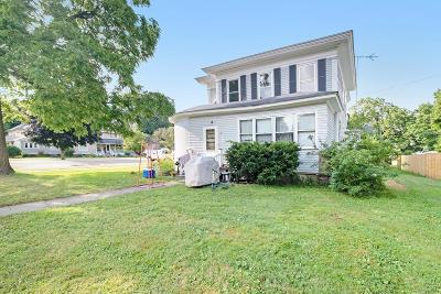 Schoolcraft Multi Family Home For Sale: 303 E Eliza Street