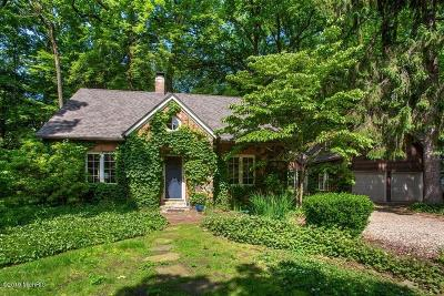 Harbert Single Family Home For Sale: 13278 A Prairie Road