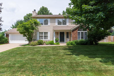 Portage Single Family Home For Sale: 2192 Mansfield Avenue