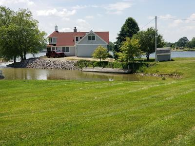 Branch County, Hillsdale County Single Family Home For Sale: 14040 View Drive