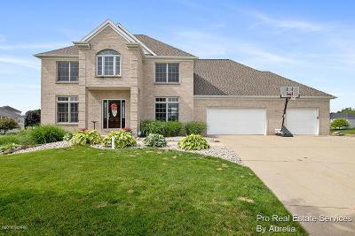 Wyoming Single Family Home For Sale: 5751 Simon Court SW