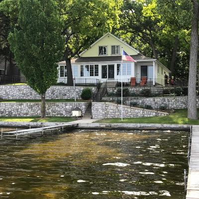 Coldwater Single Family Home Active Contingent: 740 Waterfront
