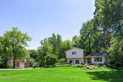 New Buffalo MI Single Family Home For Sale: $349,000